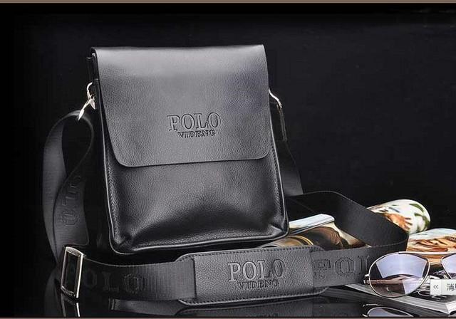 a770dca7ecb7 Мужская кожаная сумка Polo. Модель 422 купить, цена и продажа ...