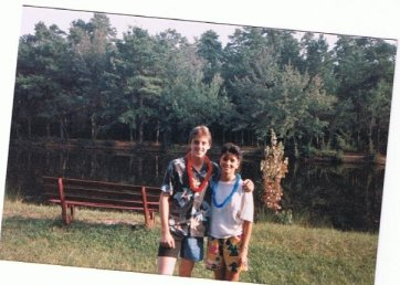 Dan Conner and Andrew Tumminia Buzby