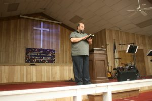 Camp Meeting Evangelist John DiGiamberardino