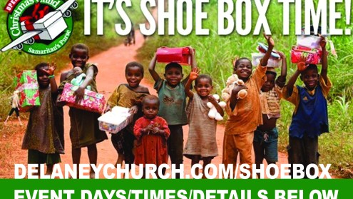 operation christmas child shoebox collection and dedication our collection and dediction day is sunday nov 4th in the am service