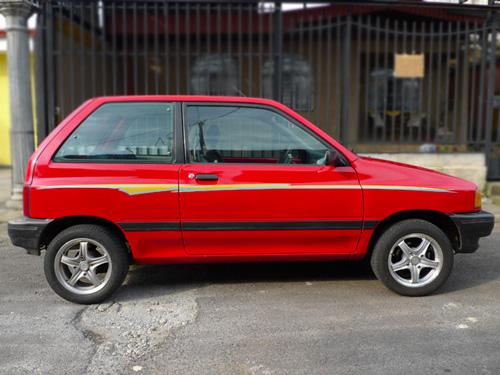 selling the ford festiva