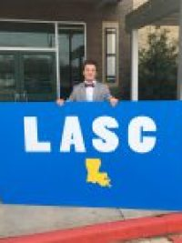 LASC District 1 President, Ben Calico