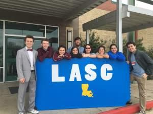 LASC Group Shot De La Salle High School