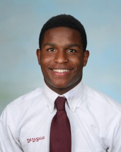 Senior Intern, Dashawn Wright