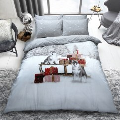 Luxury Christmas Chair Covers Recliners Orthopaedic Chairs Huskies Room Set Duvet Cover Wholesale Bedding