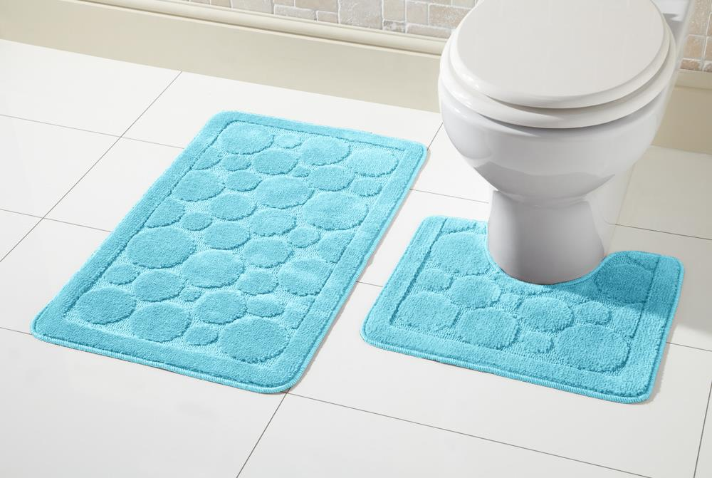 chair covers set of 6 wheelchair zipper 2 piece non slip cali bath mat and pedestal toilet | de lavish