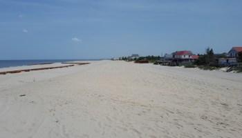 Broadkill Beach Took A Hit Delaware Surf Fishingcom