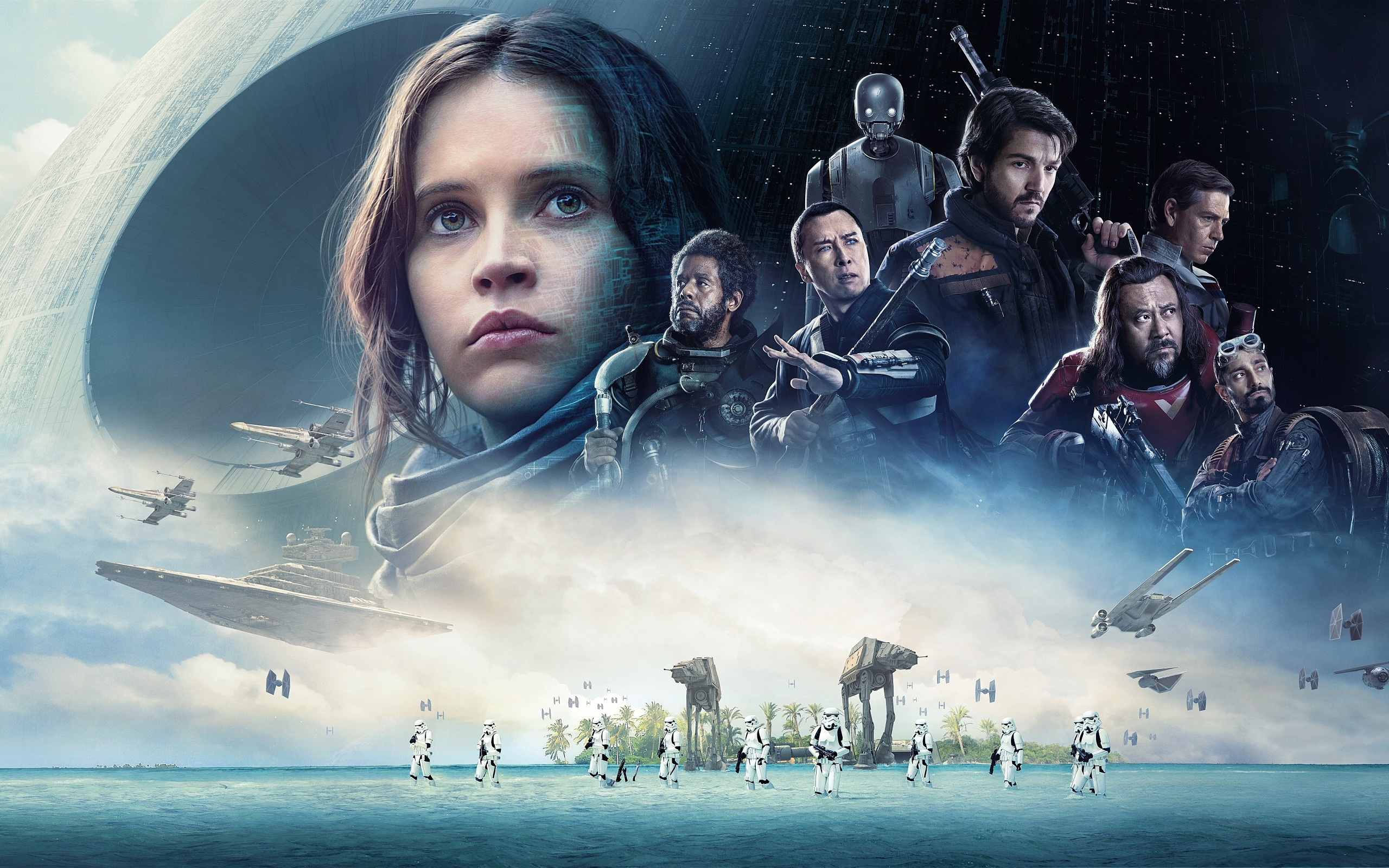 Image result for star wars rogue one horizontal