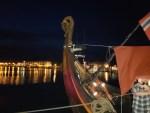 Lewes canal, Draken Harald Hårfagre , viking ship,