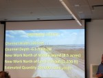 Masseys Ditch Dredging Project Channel details
