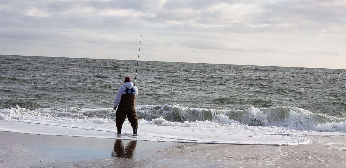 Fall Fish Bowl 2018, delaware surf fishing, surf fishing tournament, delaware, sussex county, delaware seashore state park, 3rs,