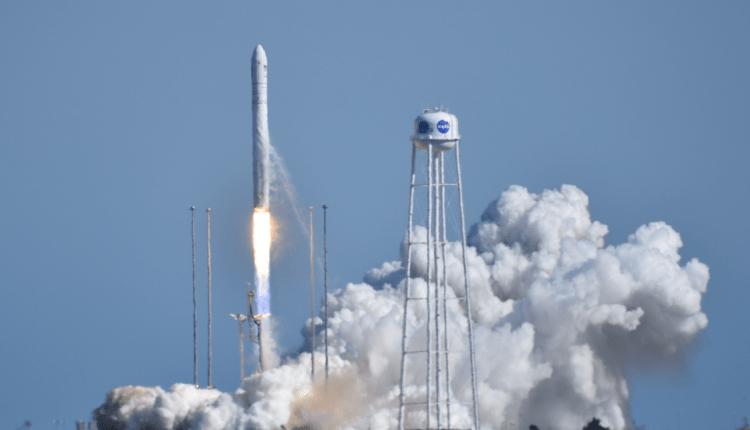 Antares Launch April 2019