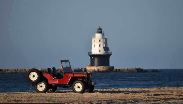 jeep old point
