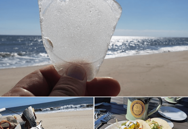 Beach Trash, Treasures, and Tacos