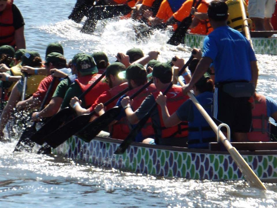 Dynamic Dragon Boat Racing, lewes canal, delaware, sussex academy, dragon boat races, canal front park
