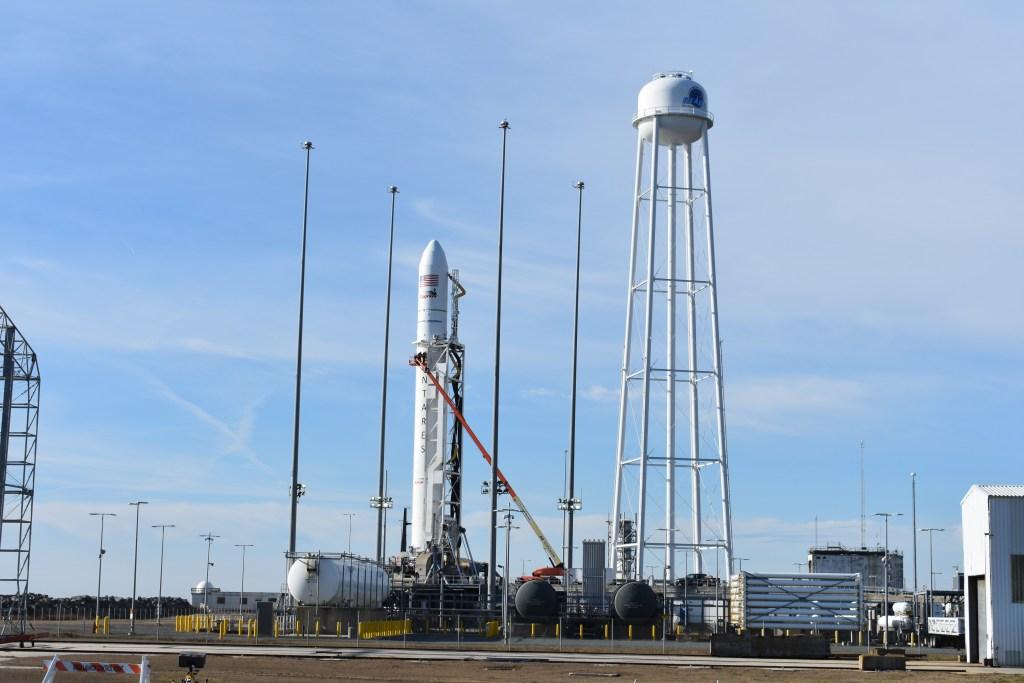 antares, cygnus, northrop grunman, wallops flight facility, nasa, rocket launch, media access, launch vehicle