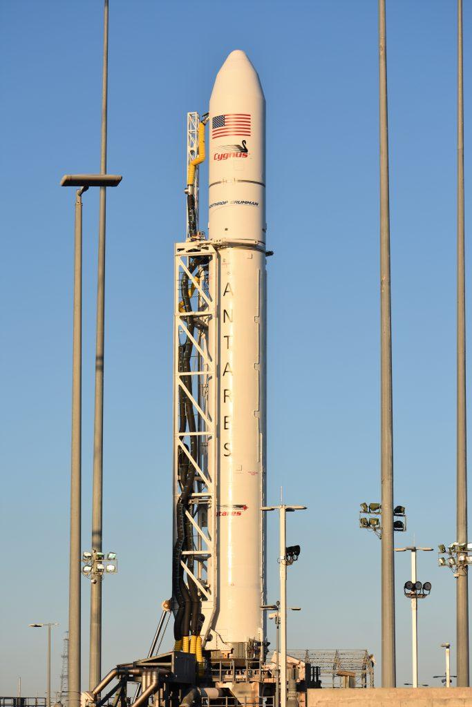 antares, cygnus, northrop grunman, wallops flight facility, nasa, rocket launch, media access, launch vehicle, iss, international space station, resupply mission