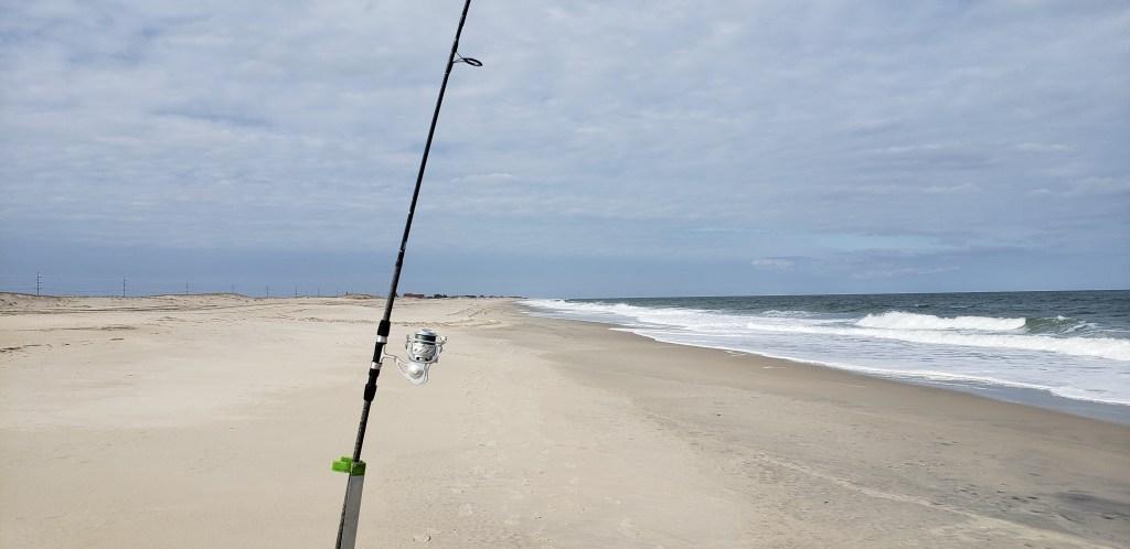 faithful steward, delaware seashore state park, delaware, sussex couunty, delaware surf fishing
