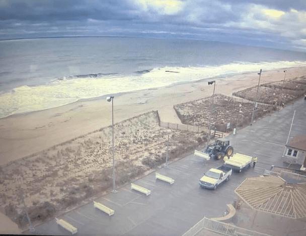 rehoboth beach, benches, covid 19,  board walk, corona virus