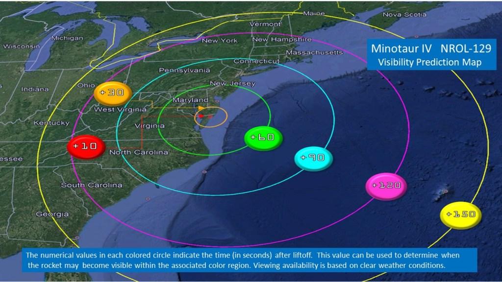 minotaur IV, nasa, wallops flight facility, chincoteague, rocket chasers