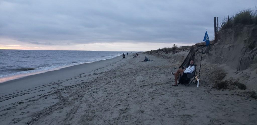 Broadkill Brawl, Broadkill Beach, Milton, Delaware Bay