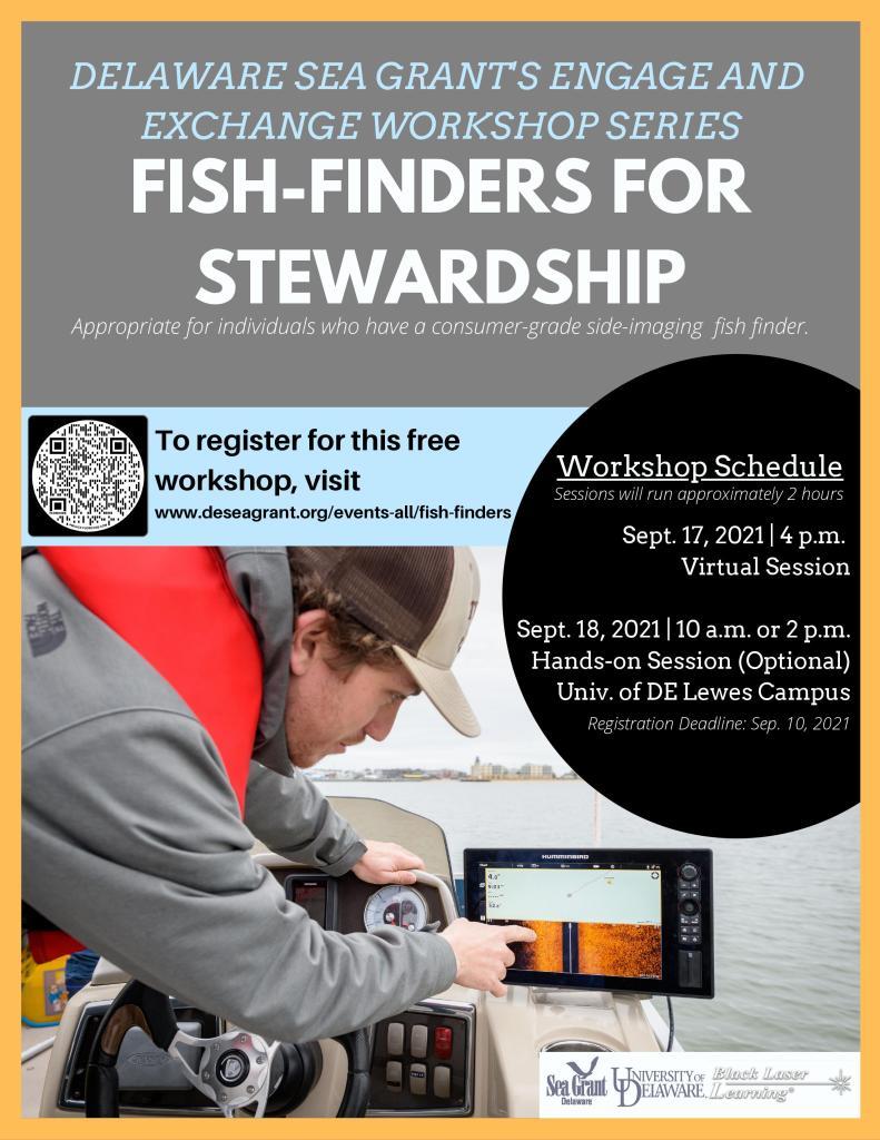 Fish Finders for Stewardship Workshop