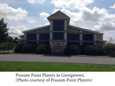 Possum Point Players in Georgetown