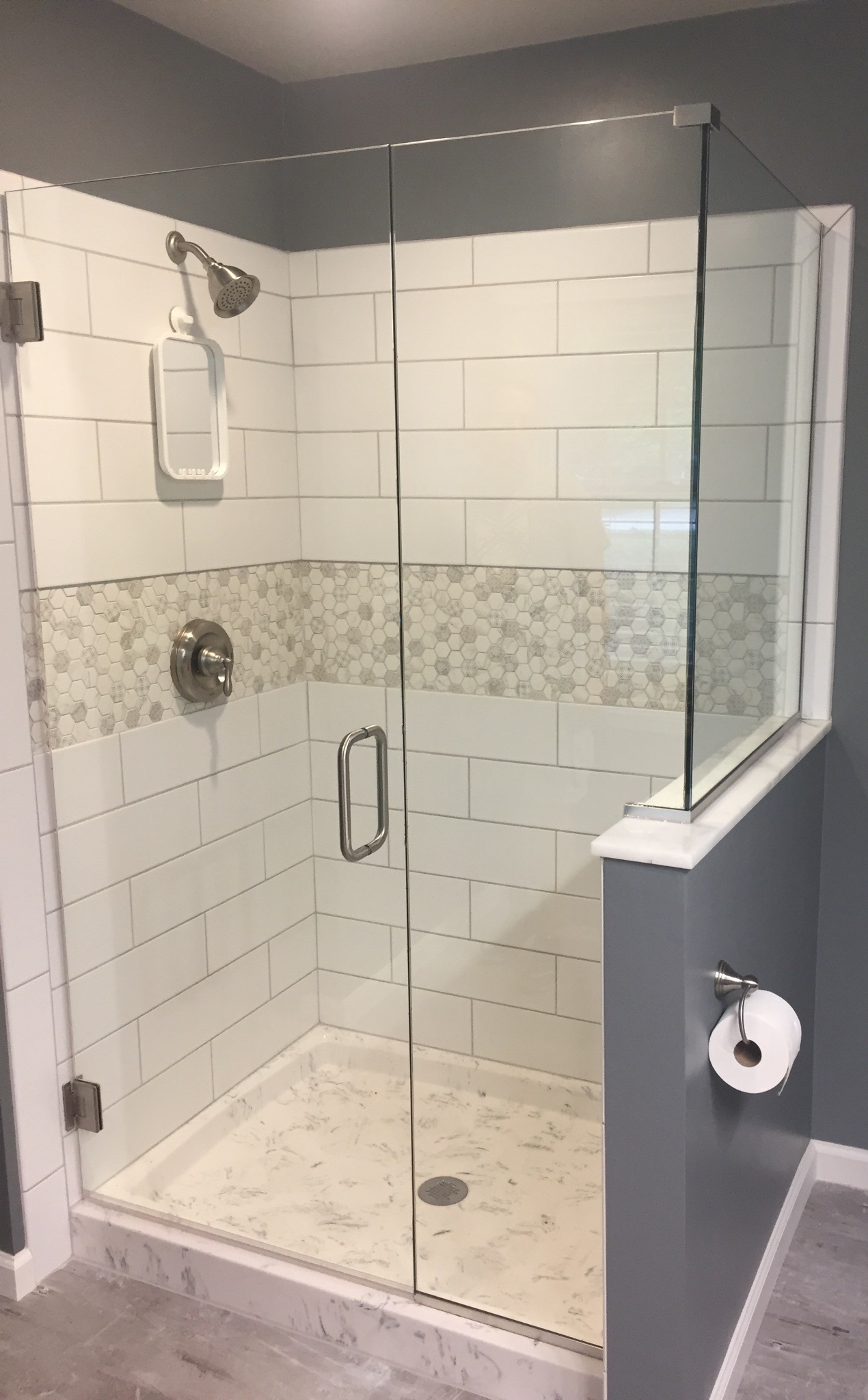 Custom Shower Doors  Enclosures  Delaware Glass  Mirror