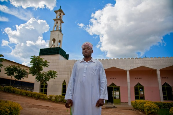 Nikobkaba Ismail Seif is the Imam of the Masjid Quosi Mosque in Kigali/Rwanda.