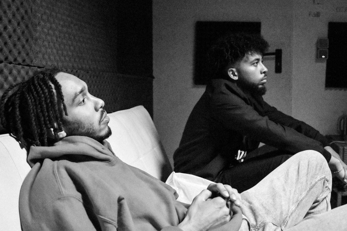 #nichtmituns: Die Rapper T-Ser und Sidney im Interview