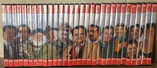 Only Fools And Horses Complete Collection DVD With Bonus