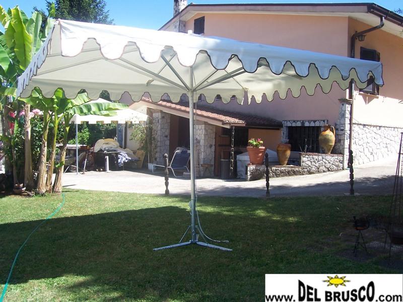 Ombrelloni da giardino braccio laterale e palo centrale, ombrelloni grandi superfici, ombrelloni pubblicitari per bar, dehor e ristoranti. Ombrelloni Da Mercato Tutte Le Offerte Cascare A Fagiolo