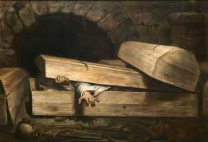 Catalepsia: El terror de ser enterrado con vida.