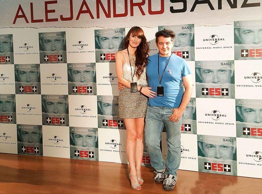 Así fue el concierto +ES+ de Alejandro Sanz.