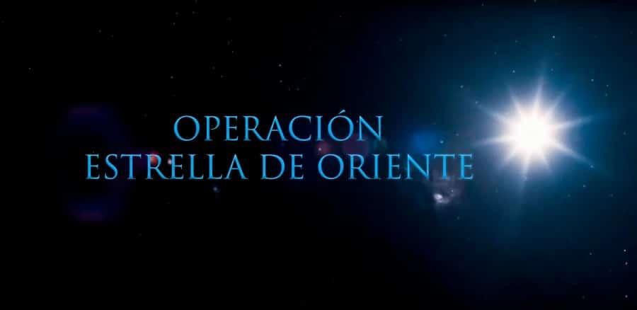 """DEL CINE AL HOSPITAL Adiós """"triadas"""", hola descanso: Operación Estrella de Oriente."""