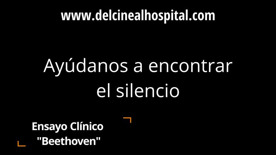 DEL CINE AL HOSPITAL Ensayo Clínico Beethoven