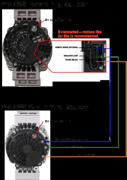 Delco Si Alternator Wiring