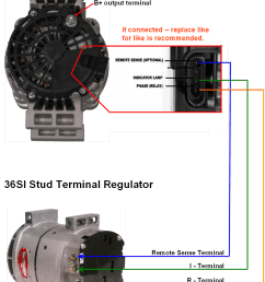 if the original model plug regulator is not in use therefore not connected with an oem harness the model can be replaced by this proposed replacement part  [ 948 x 1289 Pixel ]