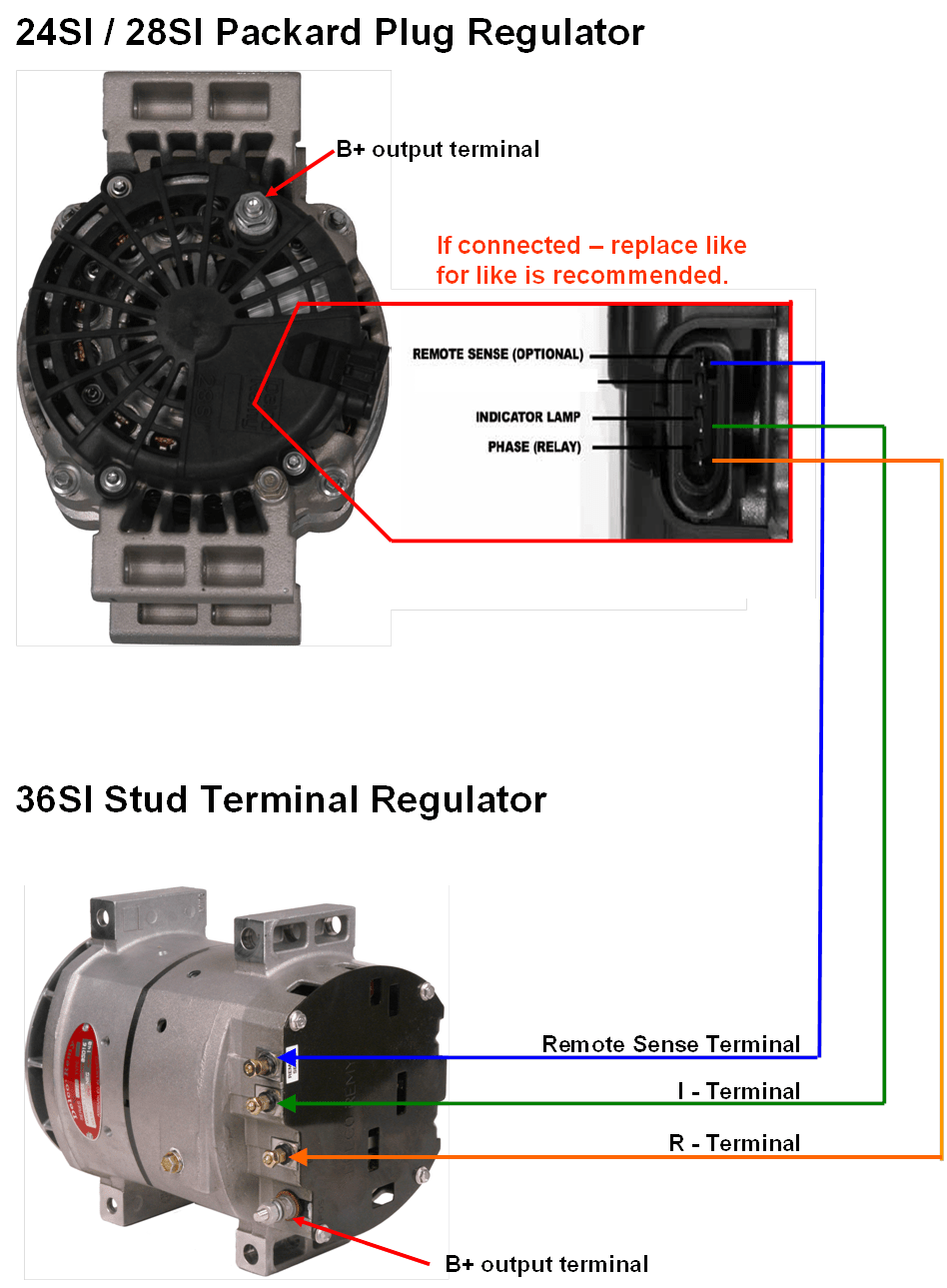 medium resolution of if the original model plug regulator is not in use therefore not connected with an oem harness the model can be replaced by this proposed replacement part