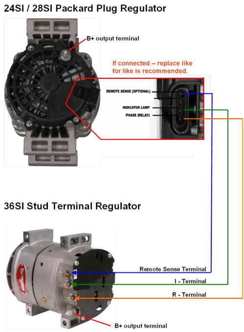 small resolution of 11si alternator wiring diagram