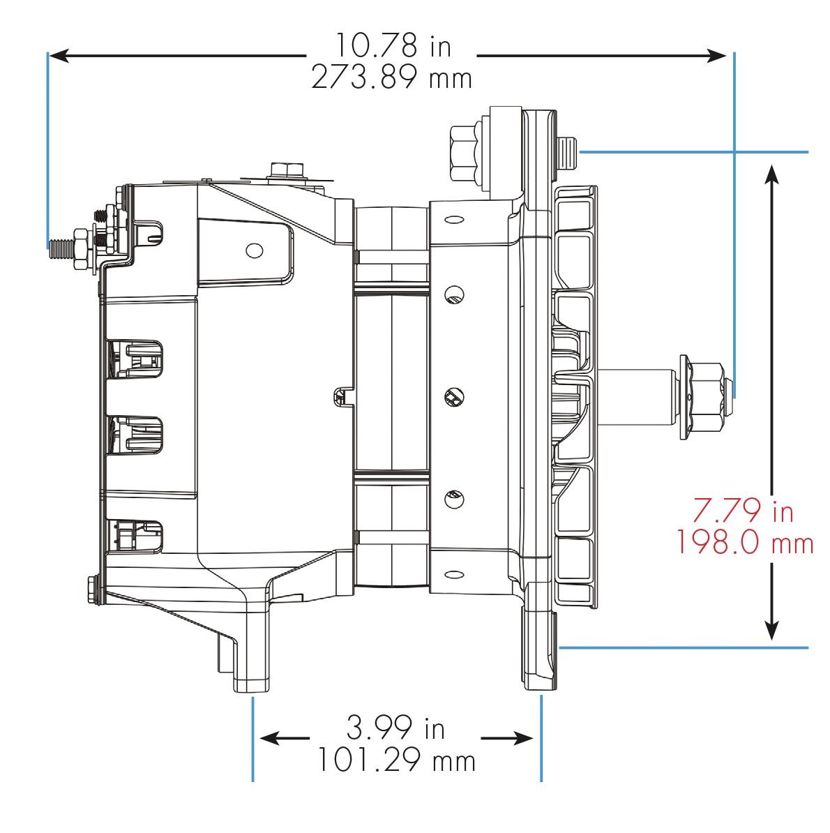 small resolution of alternators by model family delco remy27si delco remy alternator wiring diagram 10