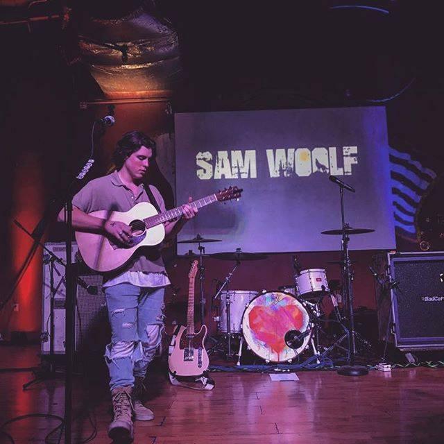 Sam Woolf - Del Couch Music Education Foundation alumnus