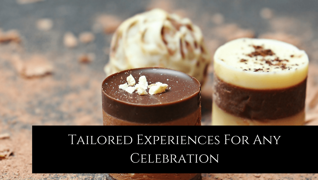 Tailored Experiences For Any Celebration