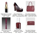 Webitor's Picks: Gorgeous Burgundies that Can Be Worn NOW!