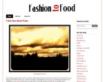 Blogger Profile: FashionTOFood