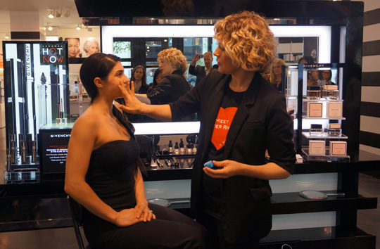 Givenchy and Fendi Product Launch at Sephora - DelectablyChic! 5ad65678c90