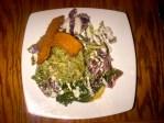 Twists on Classics: Kale Caesar Salad at Lola's Kitchen