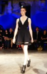 Greta Constantine Goes Navy, Black and White for Spring 2013