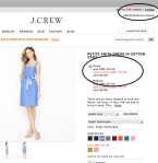 Canadian Price, but in USD? Weird J.Crew Prices…Again