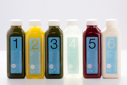 On juice cleanses and bloggers delectablychic the renovation cleanse from blueprintcleanse a new york based company that sells freshly squeezed juice for cleansing and detox malvernweather Images
